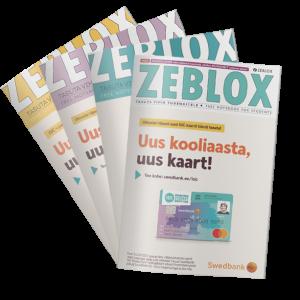 Zeblox tudengivihikud